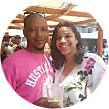 Tyrone and Stephanie